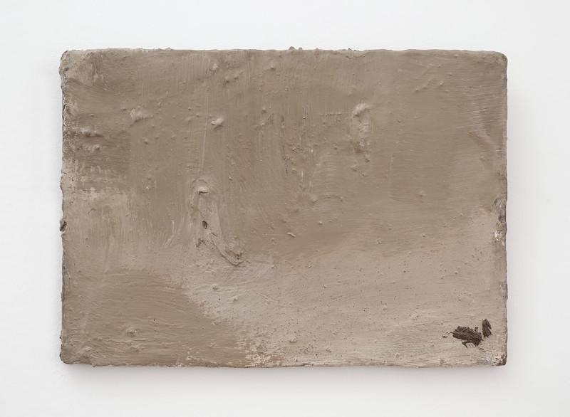 Pierre Tal-Coat Sans titre, 1980. Oil on wood, 23 x 33 cm